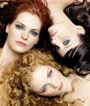 Blonde Redhead Brunette 49